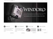 Windoro Website Design By Korean Design
